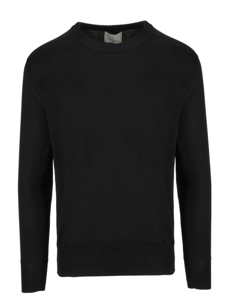Laneus Classic Sweater - Black