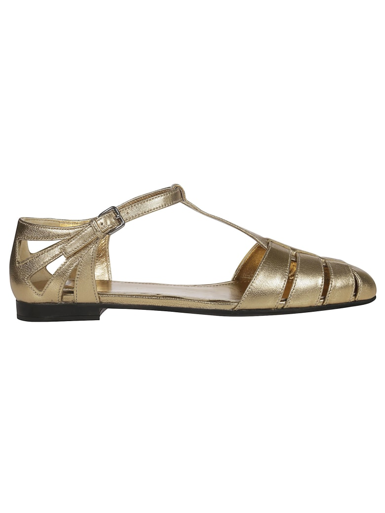 Church's Rainbow Sandals - Gold