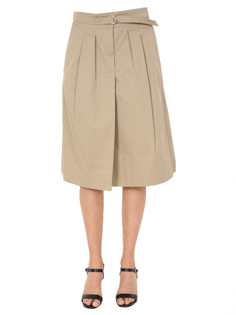 A.P.C. Midi Skirt - BEIGE