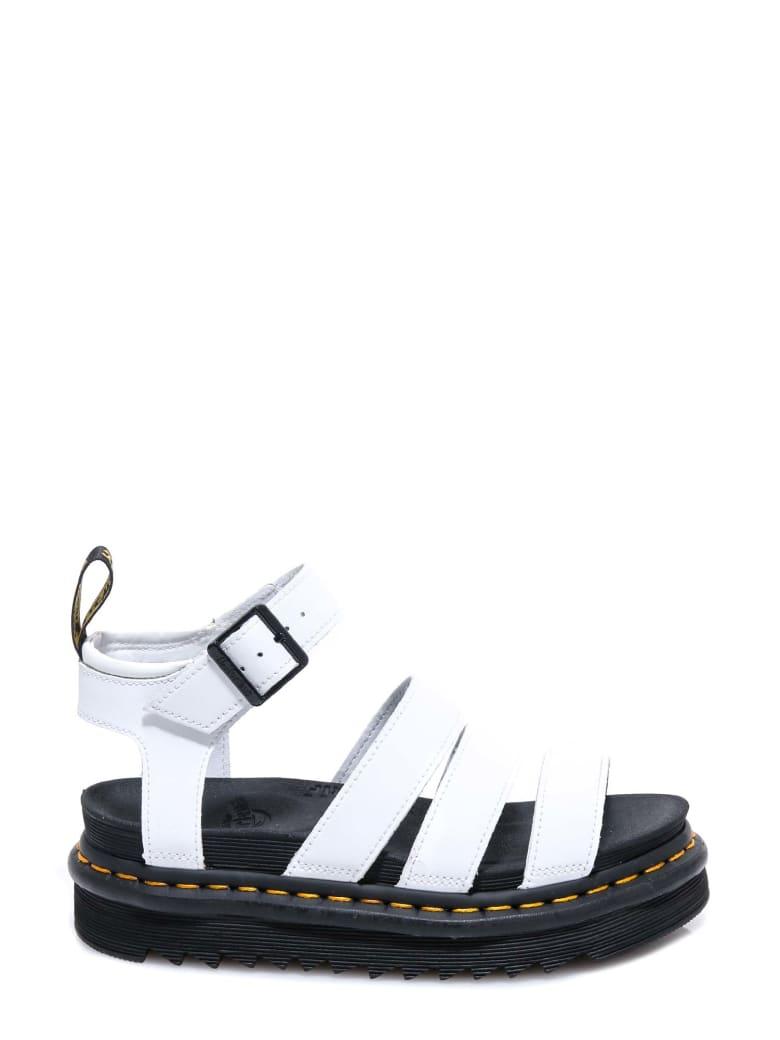 Dr. Martens Blaire Sandals - Bianco