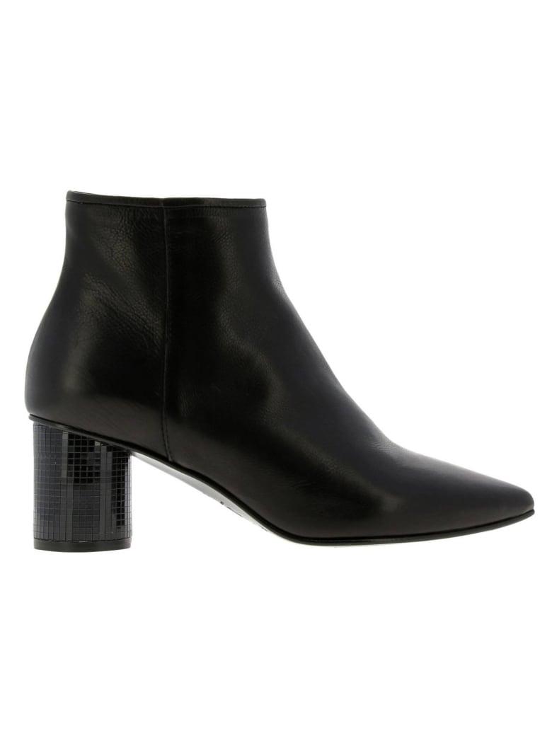 Pedro Garcia Flat Booties Shoes Women Pedro Garcia - black