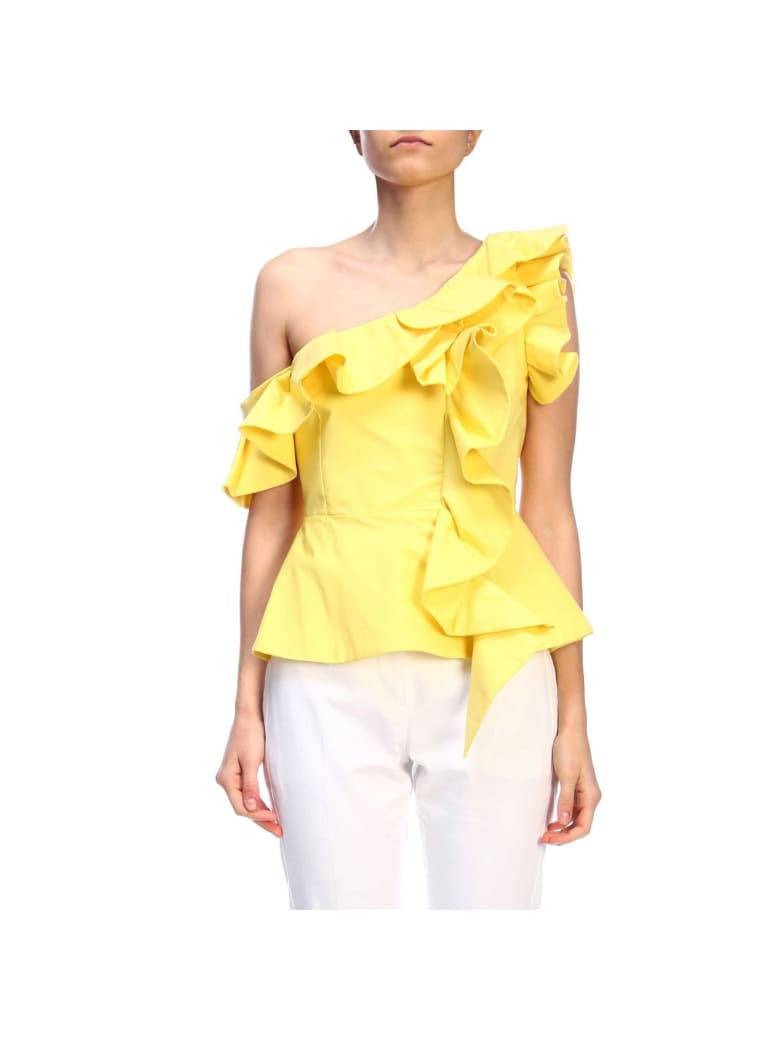 Vivetta Top Top Women Vivetta - yellow