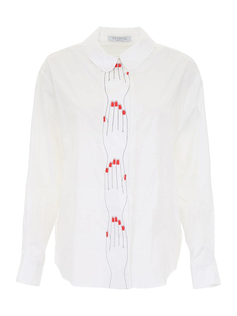 Vivetta Luder Shirt - WHITE (White)