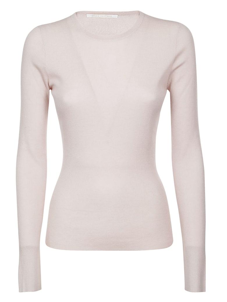 Saverio Palatella Classic Sweater - Blush