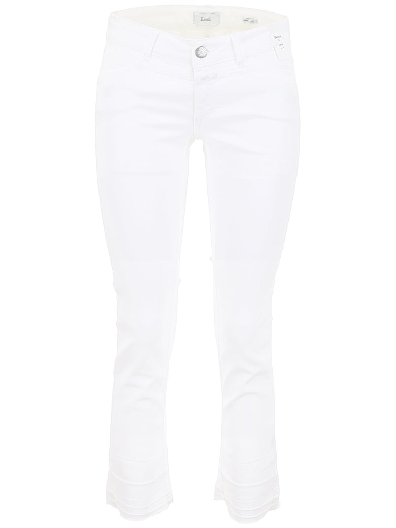 Closed Starlet Jeans - WHITE (White)