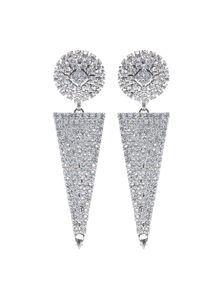 Alessandra Rich Earring - Crystal