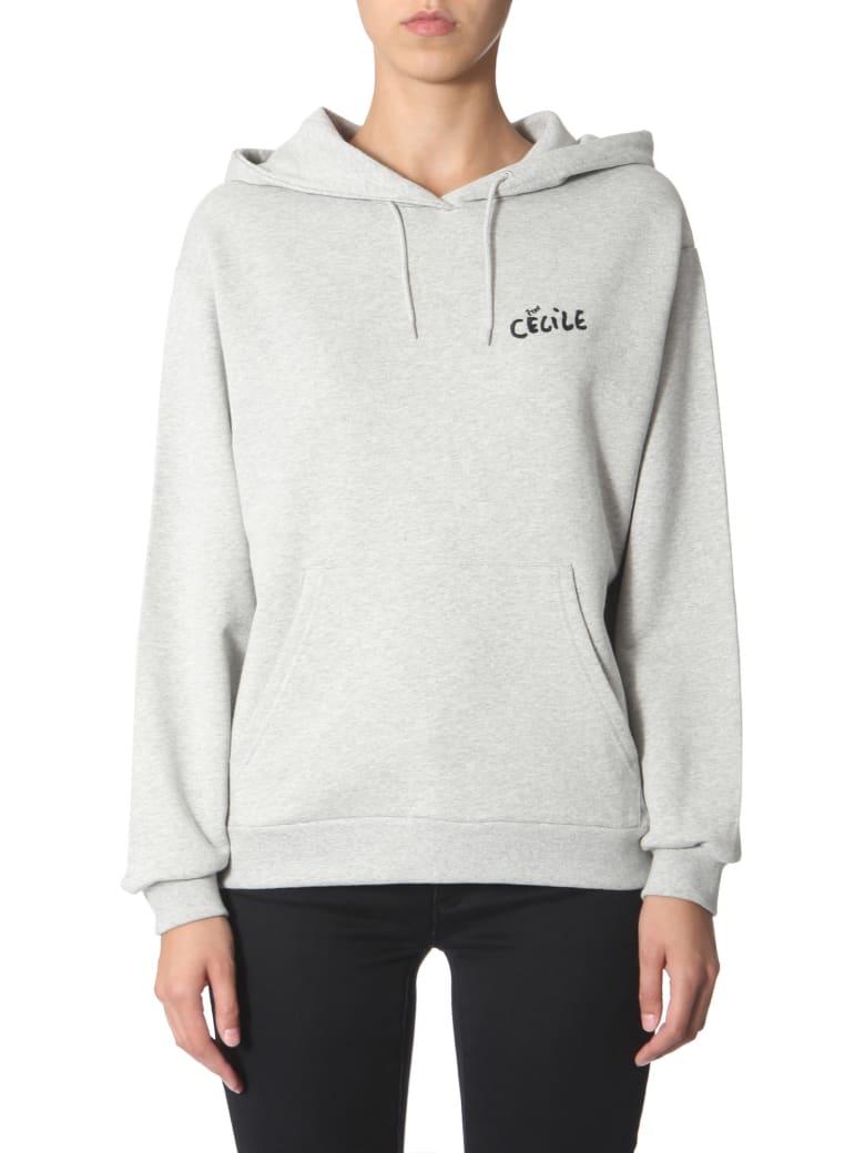 Etre Cecile Hooded Sweatshirt - GRIGIO