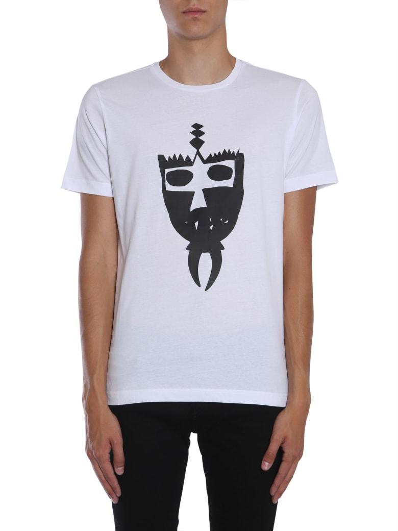 Diesel Black Gold Ty-m3 T-shirt - BIANCO