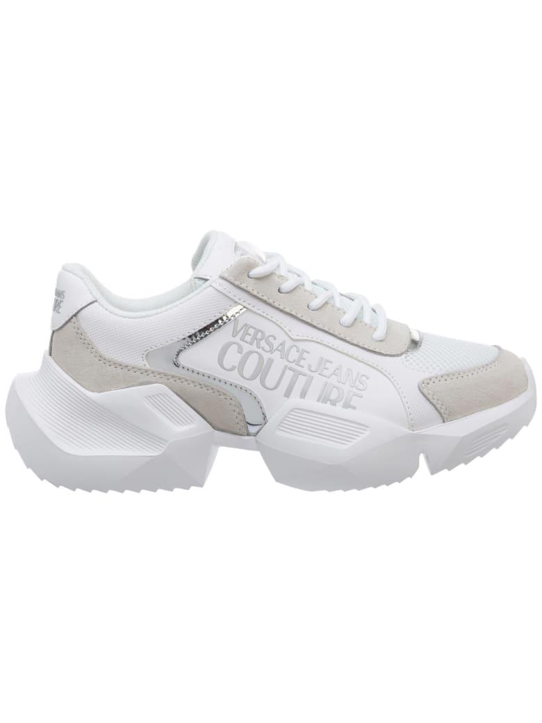 Versace Jeans Couture Uranus Sneakers - Bianco