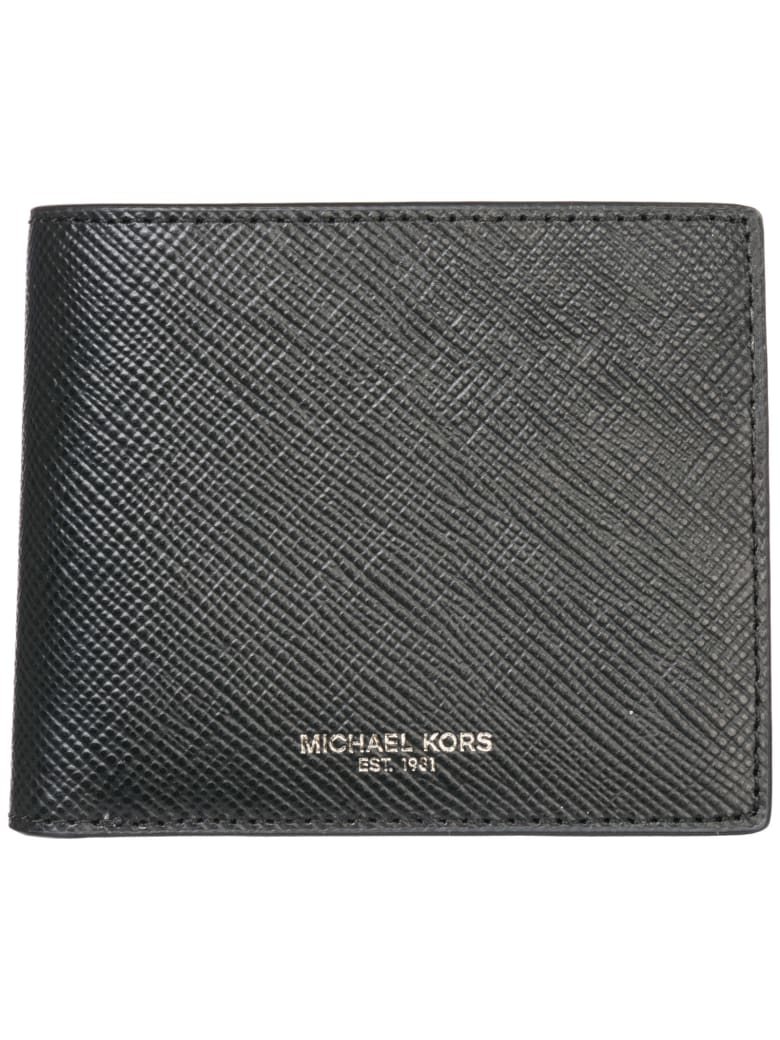 Michael Kors Harrison Wallet - Black