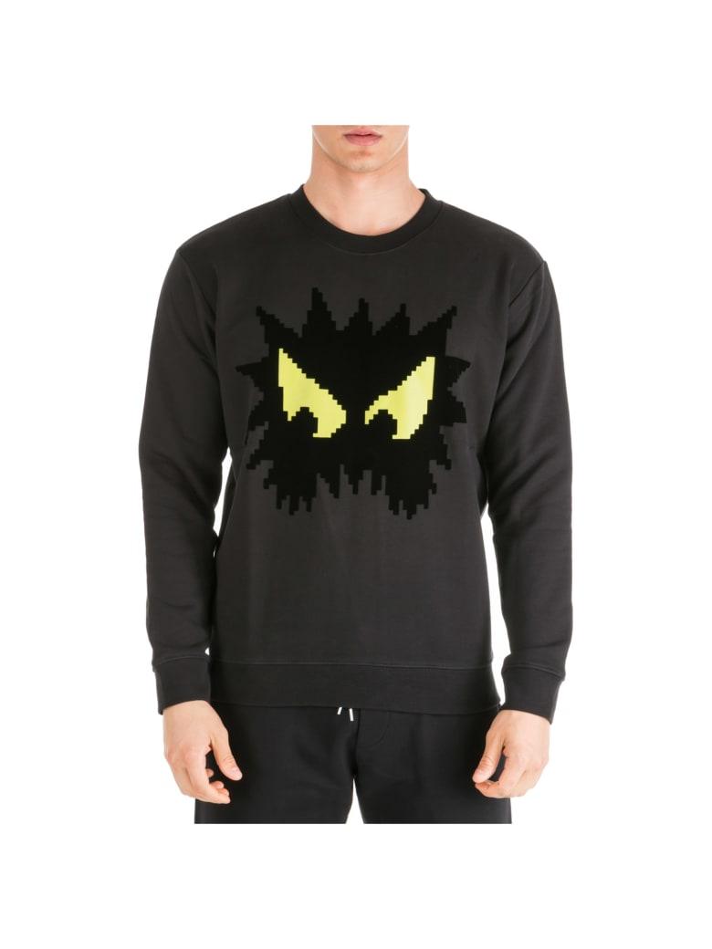 McQ Alexander McQueen  Sweatshirt Sweat Chester Monster - Black