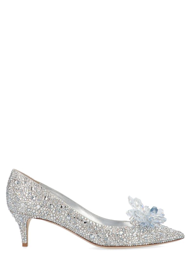 Jimmy Choo 'cinderella' Shoes - Silver