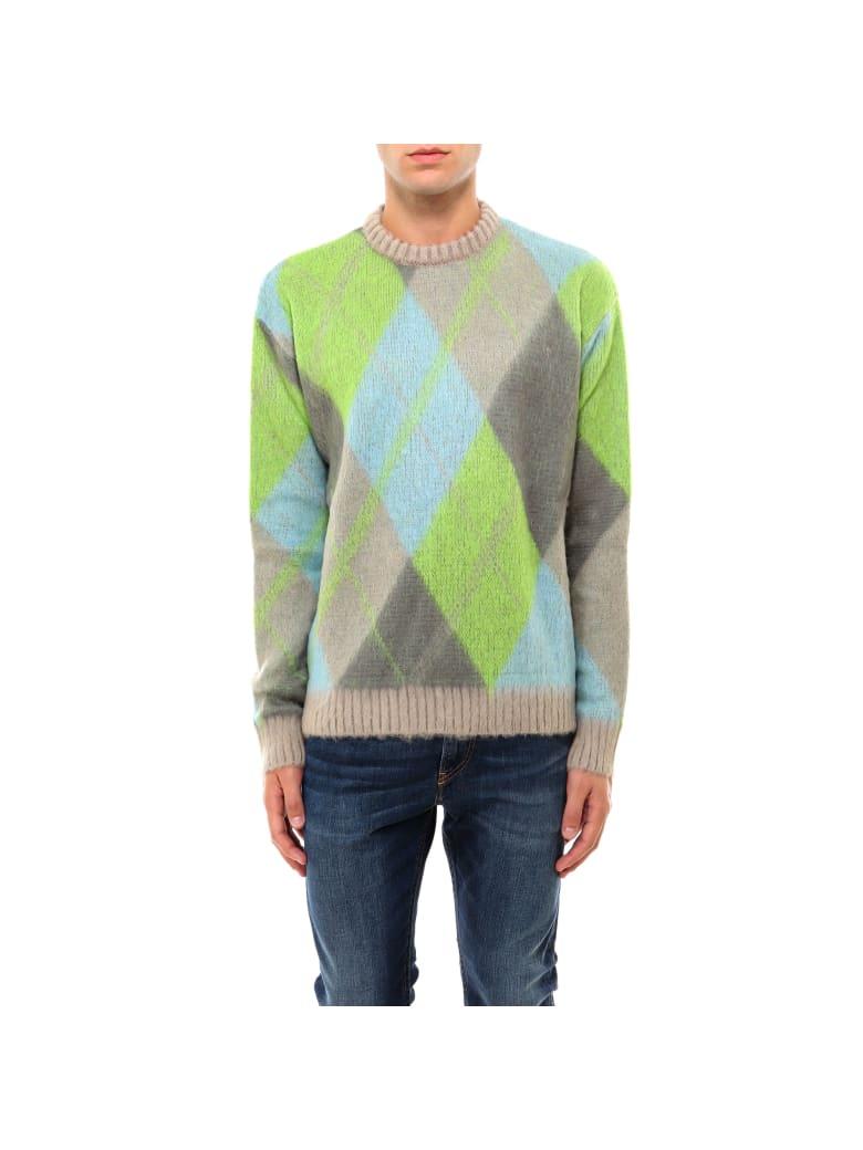 Danilo Paura Sweater - Green