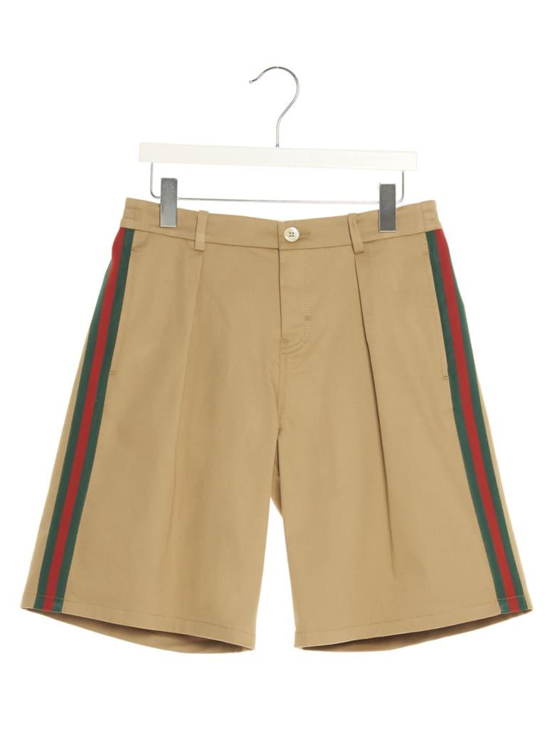 Gucci Shorts - Beige