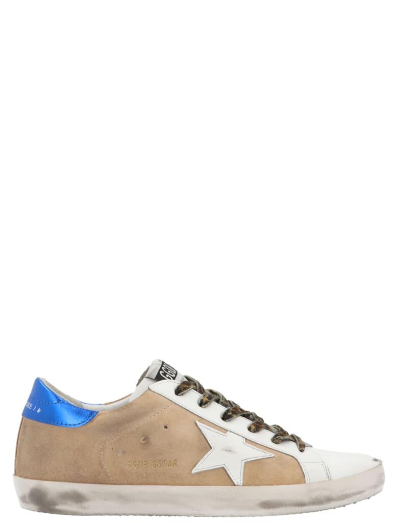 Golden Goose 'superstar' Shoes - Beige