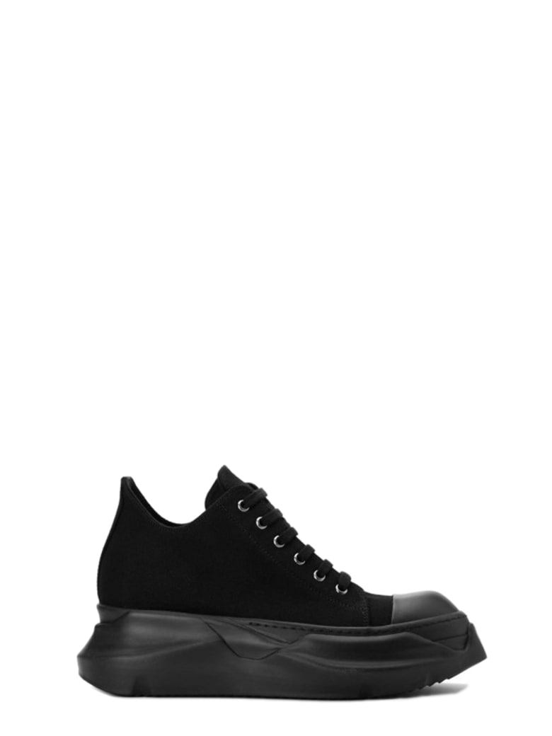 DRKSHDW Abstract Low Sneakers - Nero/nero/nero