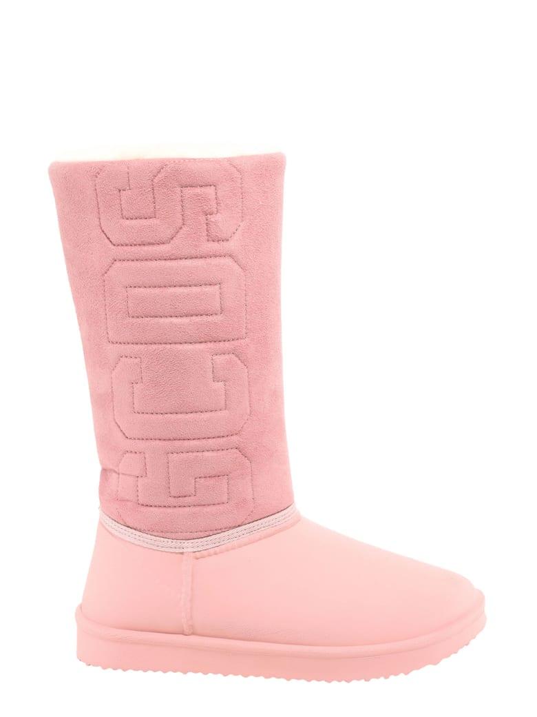 GCDS Boots - Pink