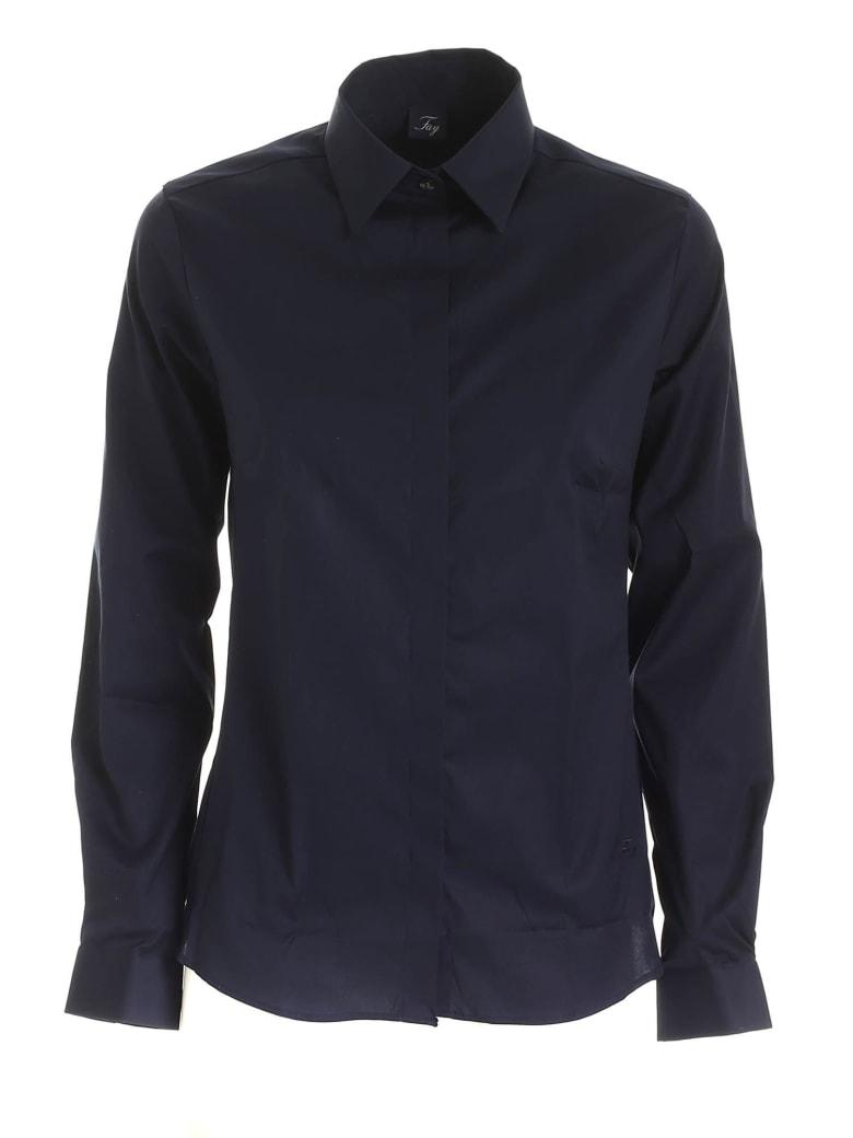 Fay Shirt - Dark blue