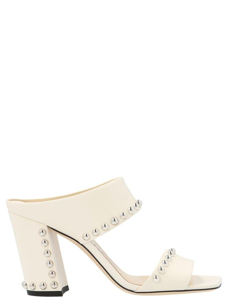 Jimmy Choo 'matty 85' Shoes - White