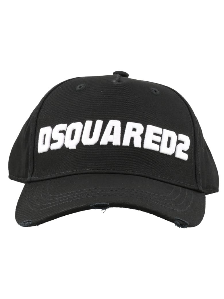 Dsquared2 Baseball Cap - Black