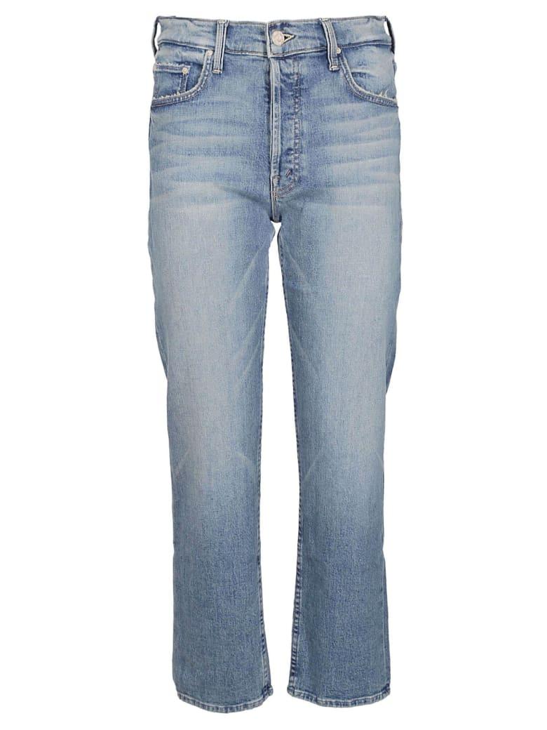 Mother Straight Leg Jeans - Chiaro