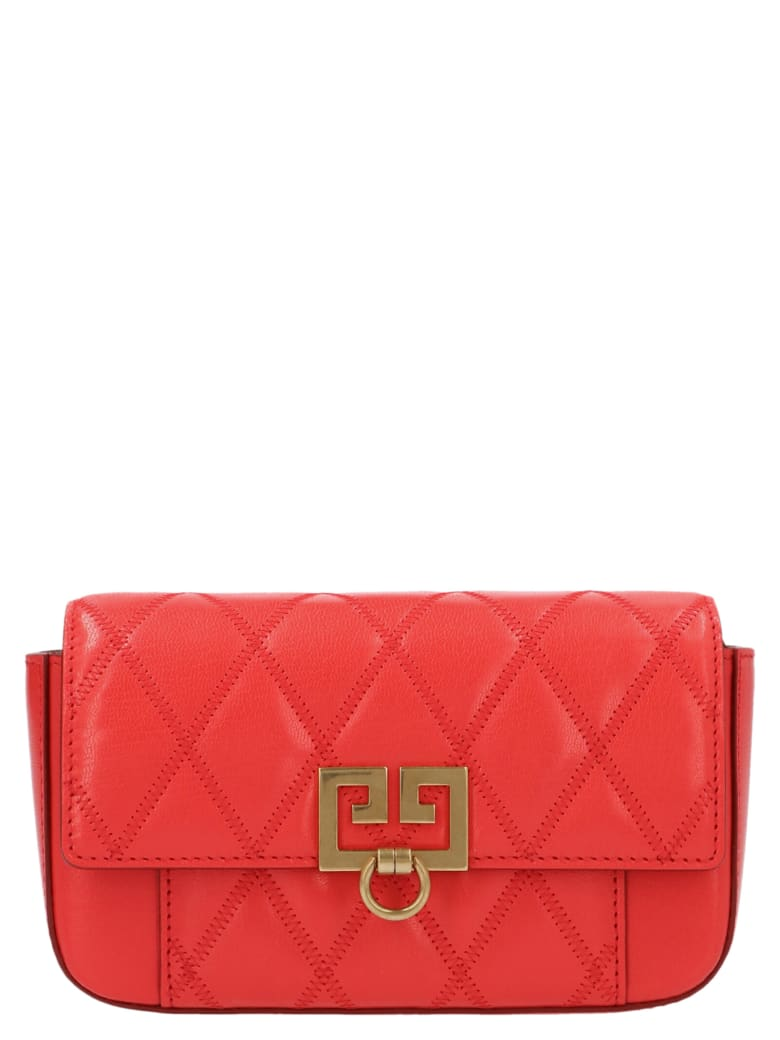 Givenchy 'pocket' Bag - Red
