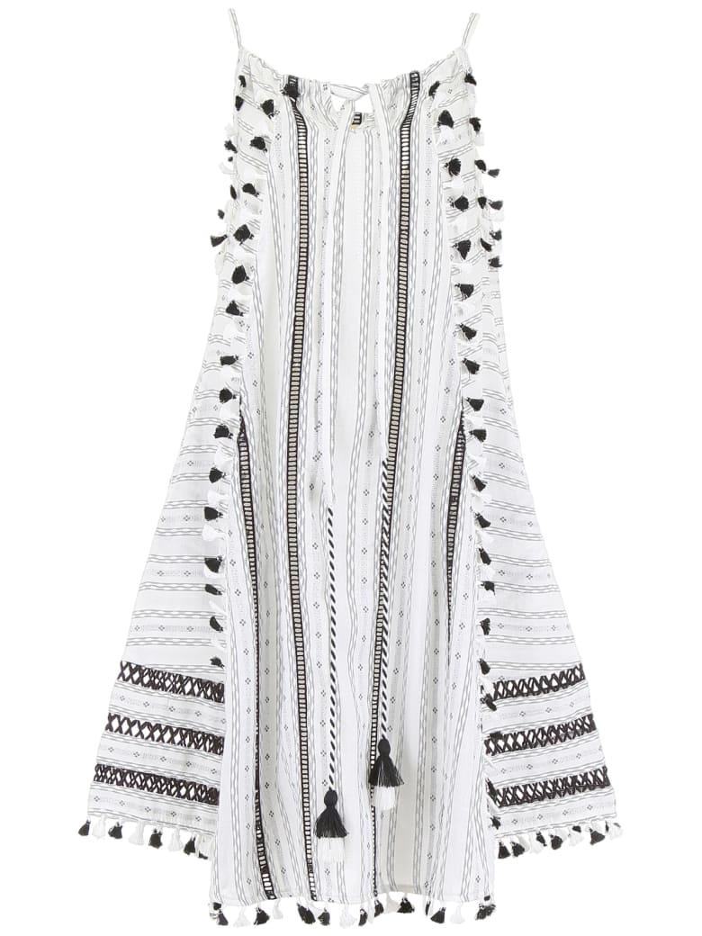 Dodo Bar Or Janelle Dress - WHITE (White)