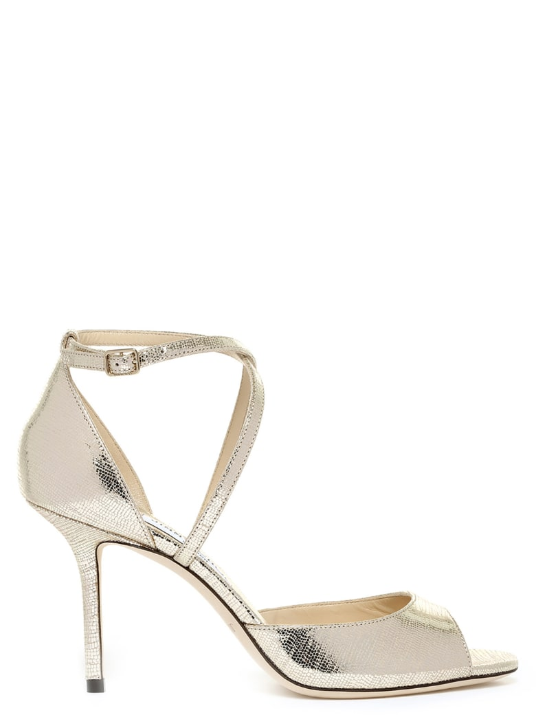 Jimmy Choo Emsy' Shoes - Gold