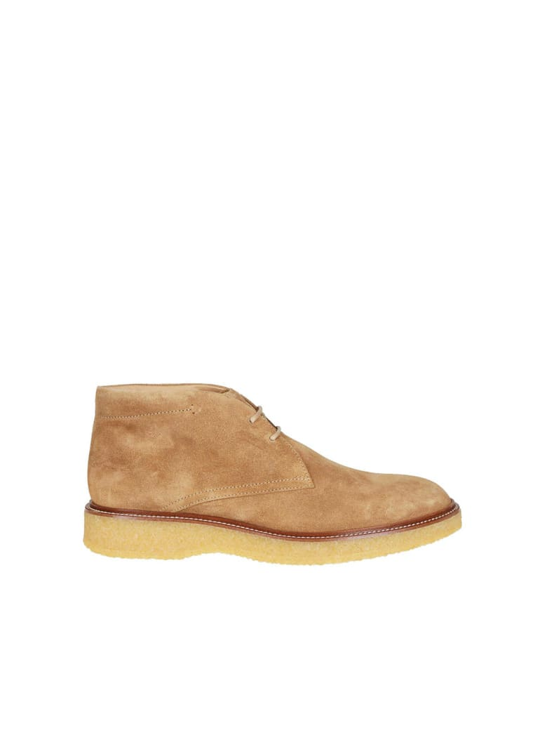 Tod's Boots - Light brown
