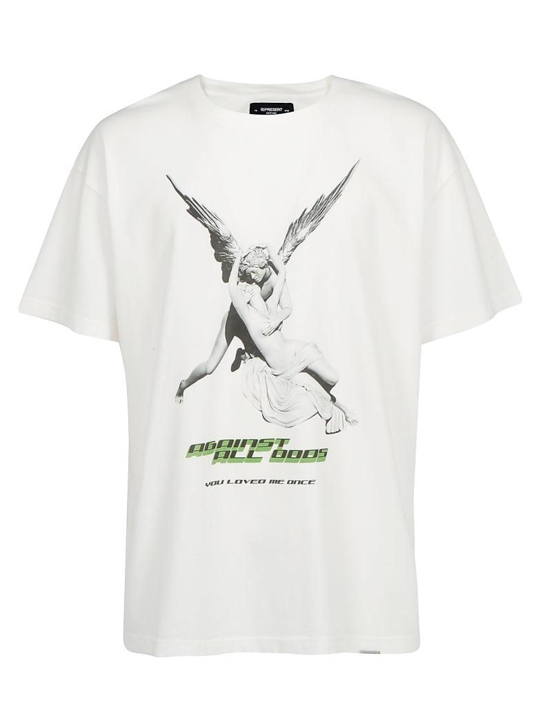 REPRESENT T-shirt - Vintage white