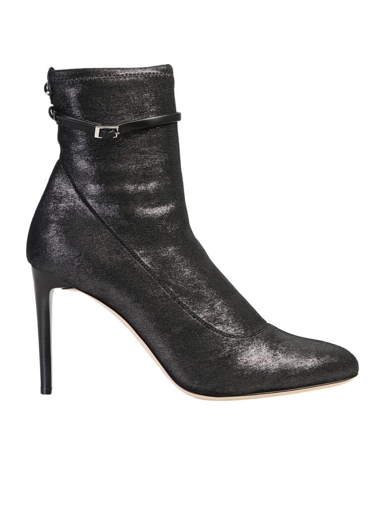 Giuseppe Zanotti Stretch Ankle Boots - Grey