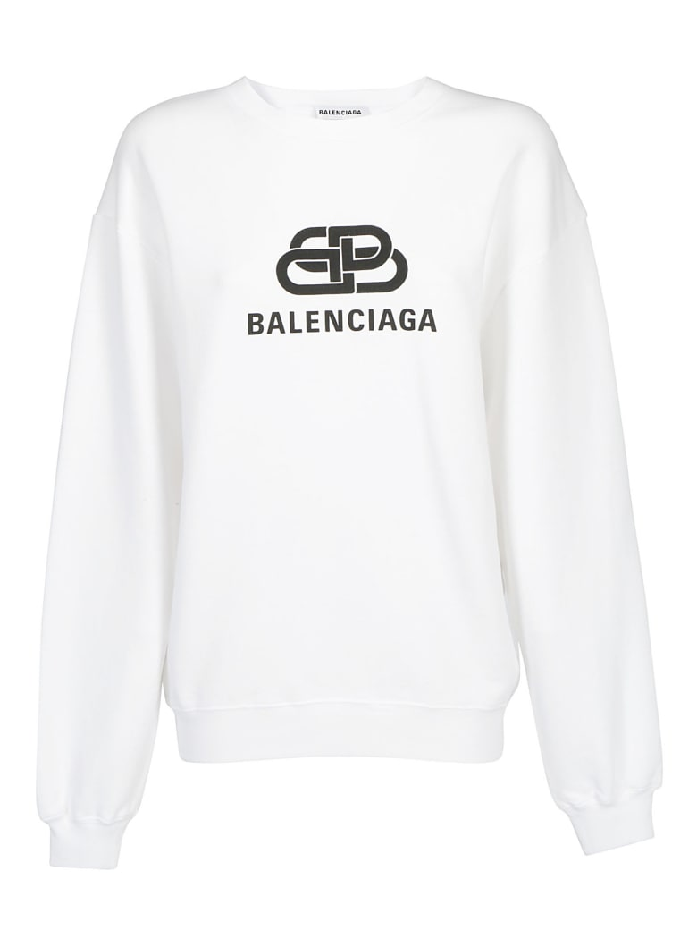 Balenciaga Sweatshirt - Off white