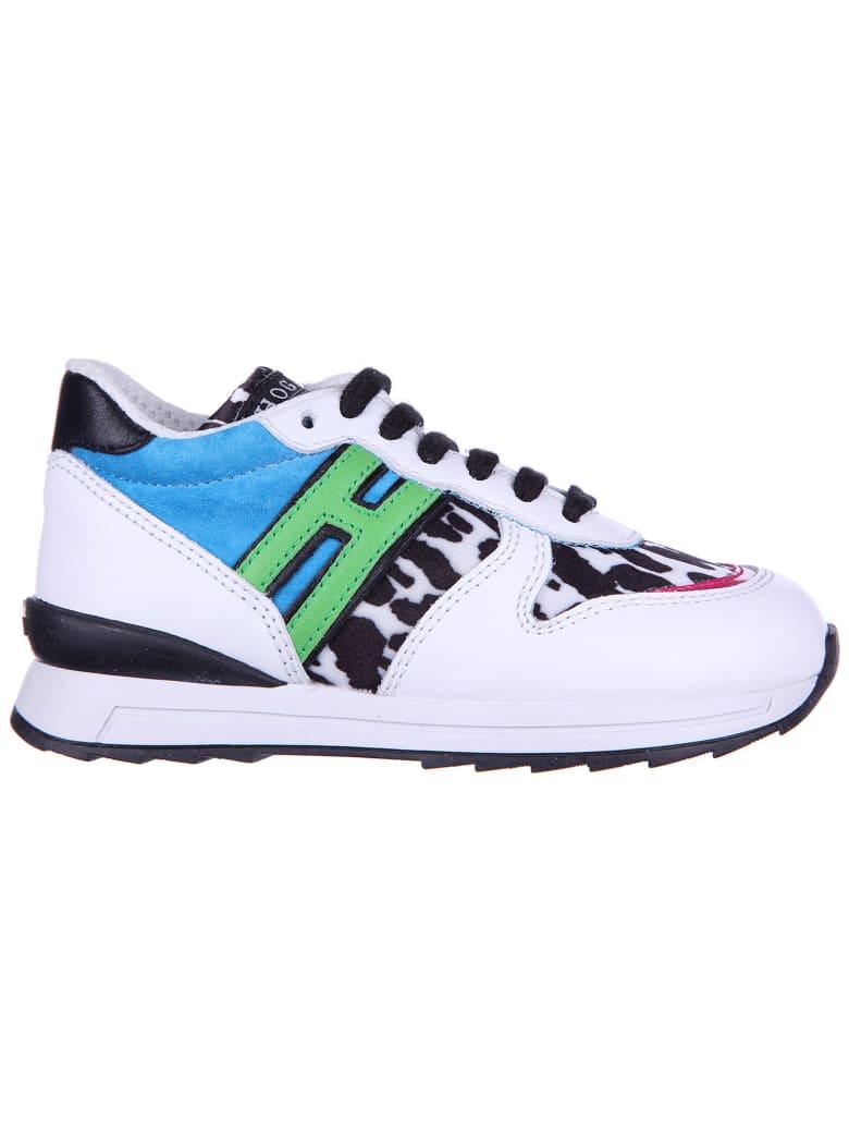 Hogan Rebel Running - R261 Sneakers - Bianco