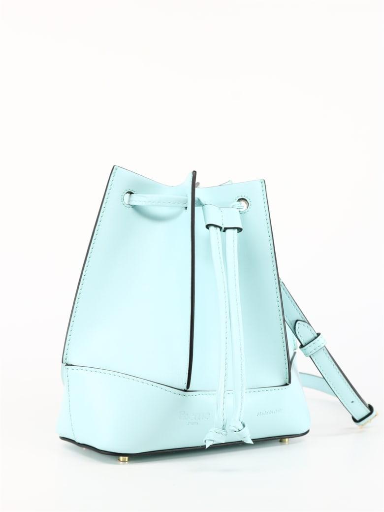 Elleme Canelé Bucket Bag - Light blue