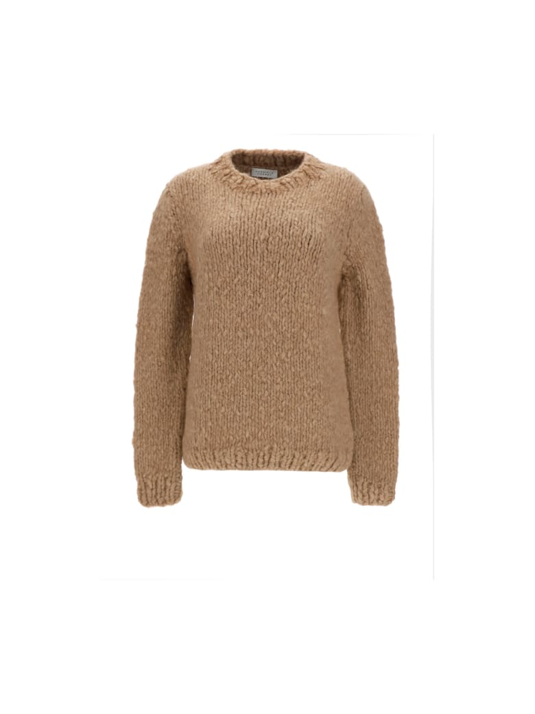 Gabriela Hearst Clarissa Sweater - Almond