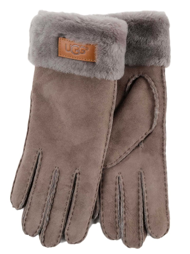 UGG Glove - Stormy Grey