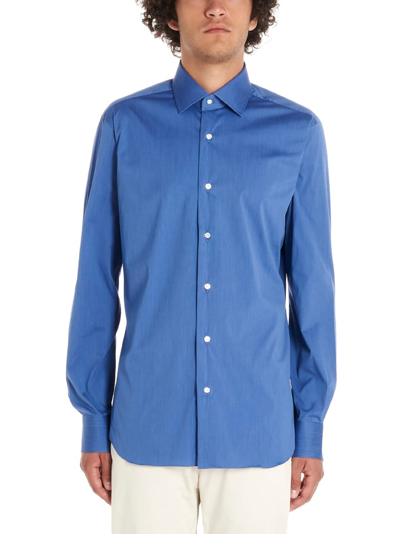 Barba Napoli Shirt - Blue