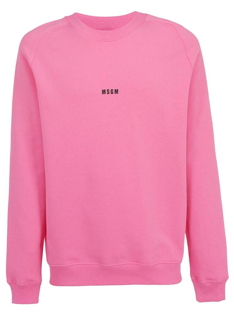 MSGM Sweatshirt - Bubble pink