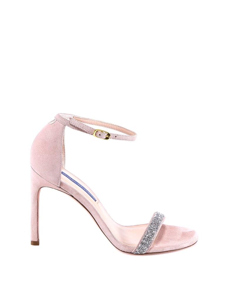 Stuart Weitzman Nudistsong Sandals - Pink