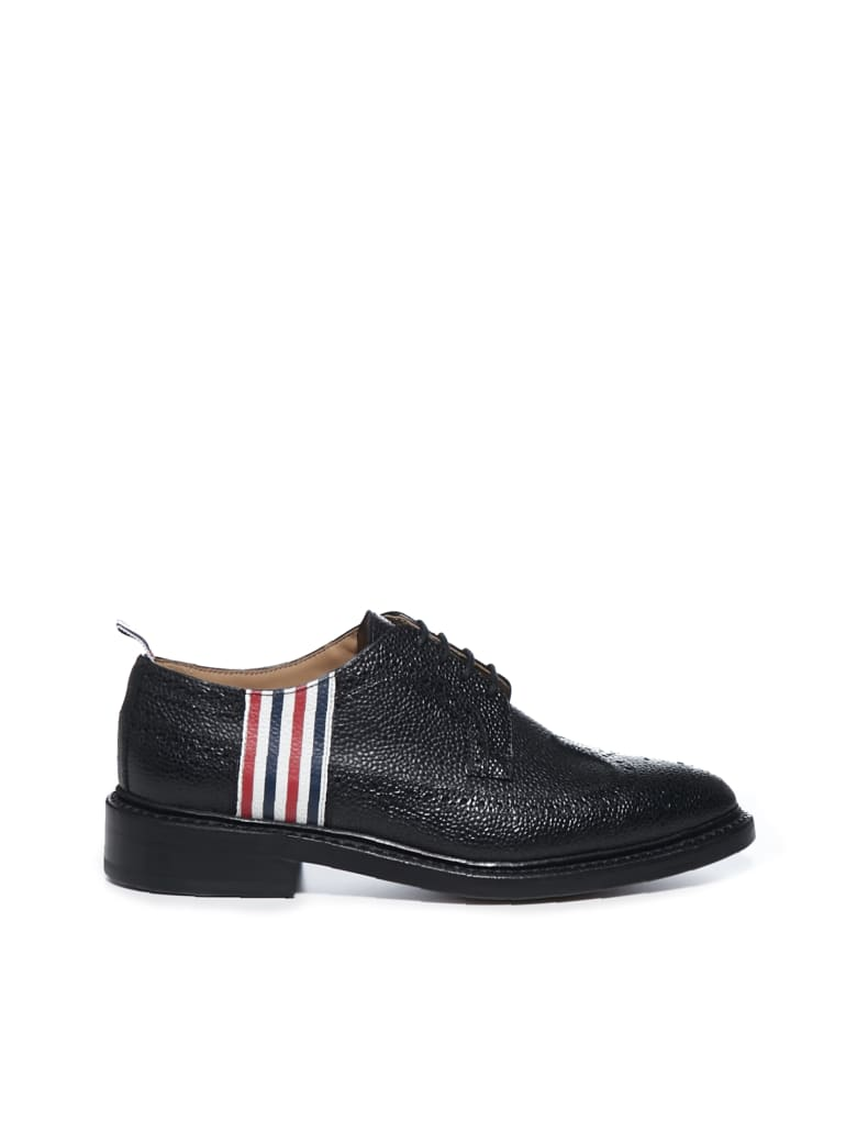 Thom Browne Laced Shoes by Thom Browne