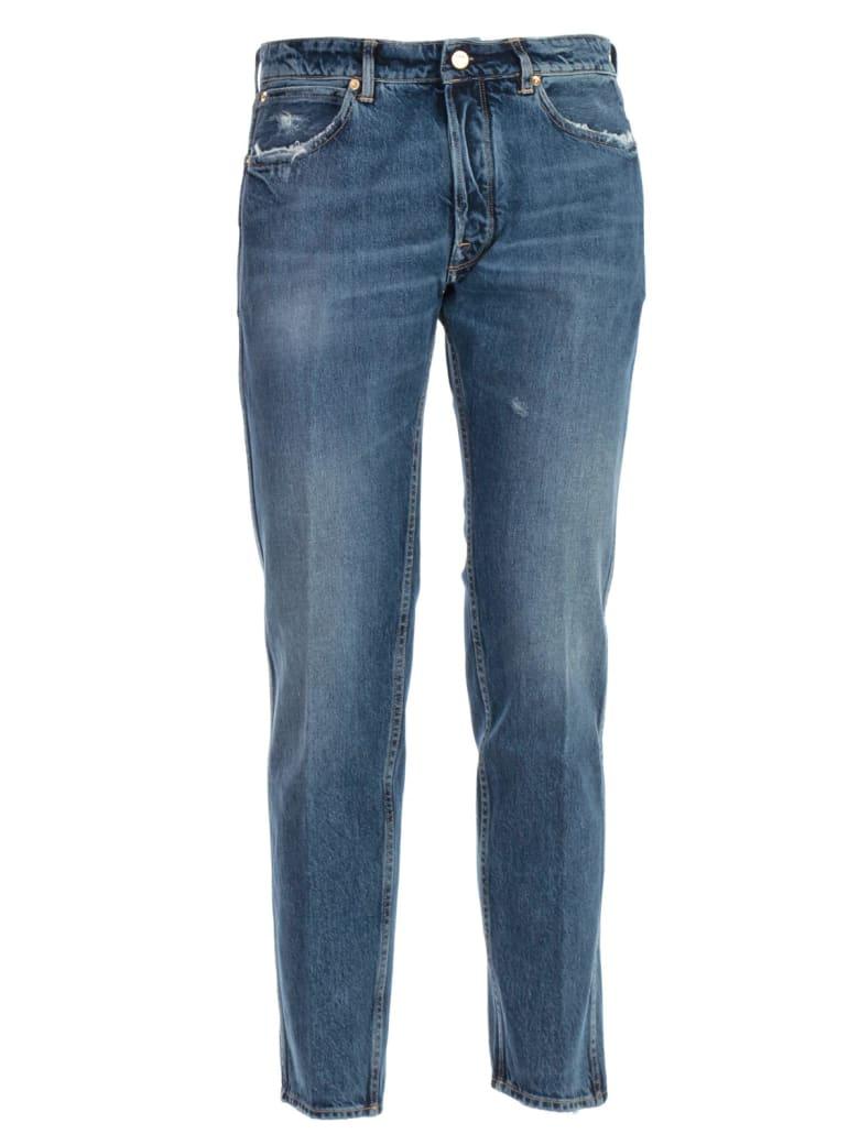 Golden Goose Slim-fit Jeans - Blue Wash