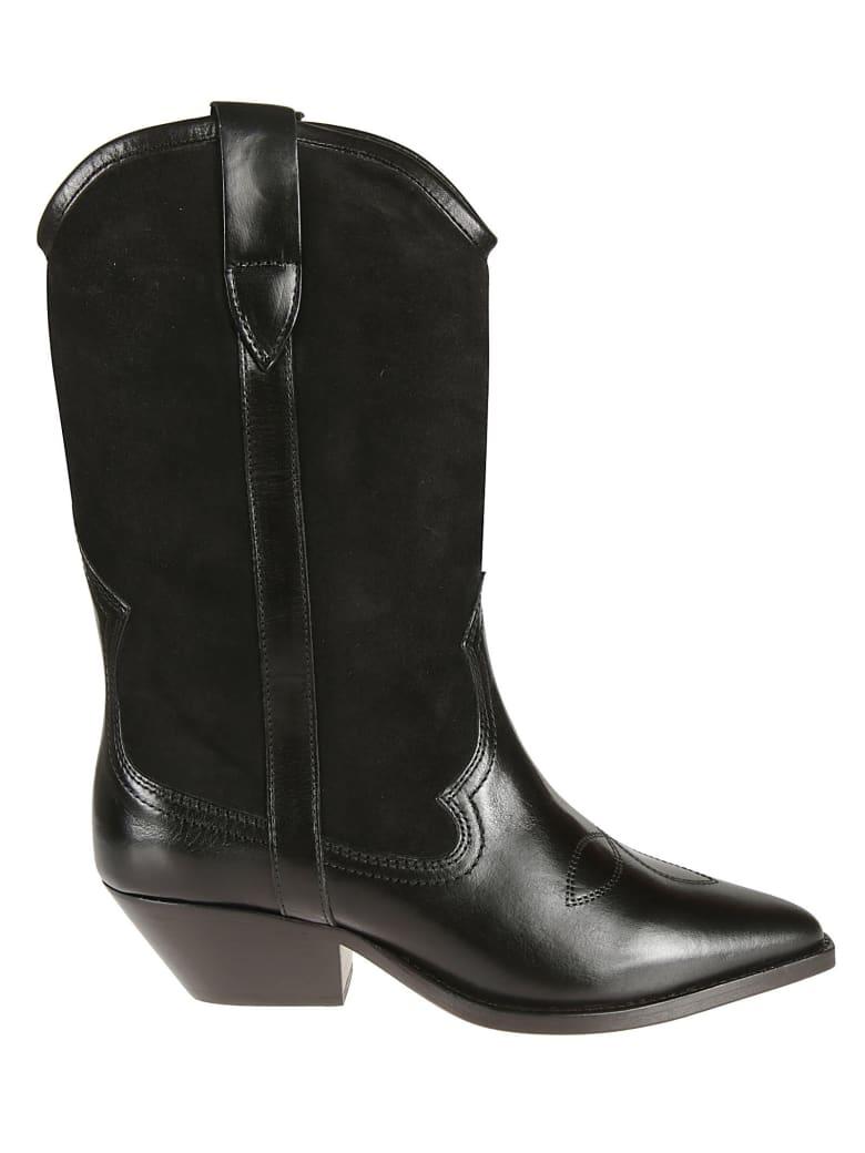 Isabel Marant Dandrea Boots - Black