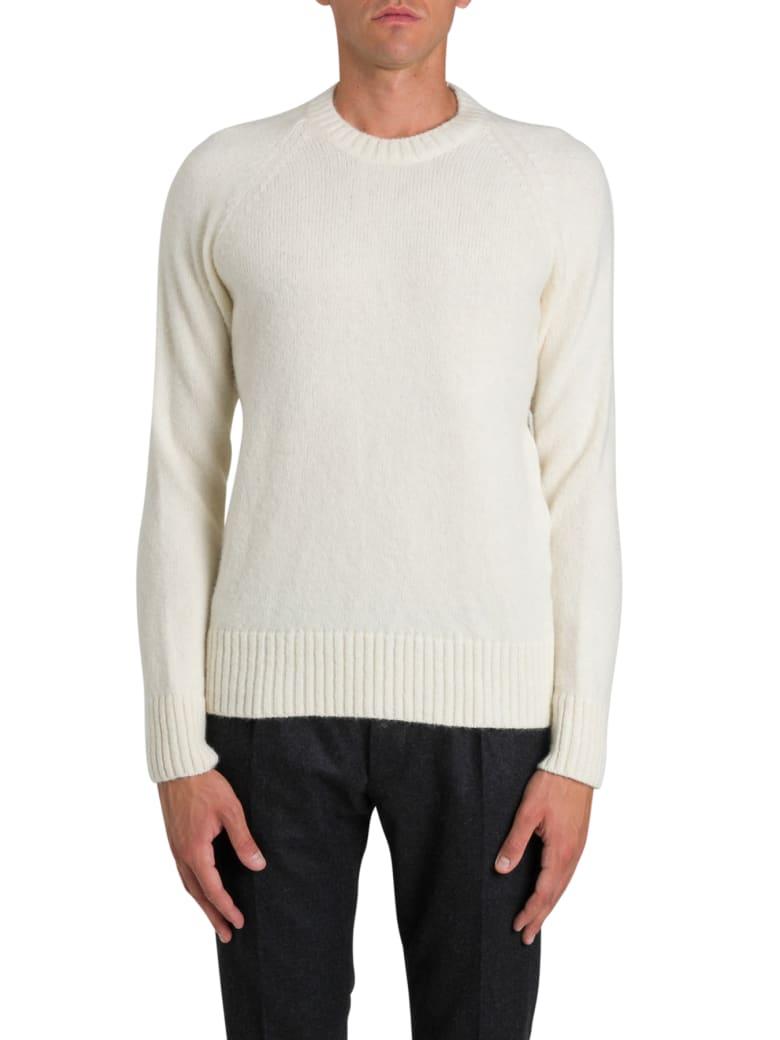Ami Alexandre Mattiussi Crewneck Sweater - Bianco