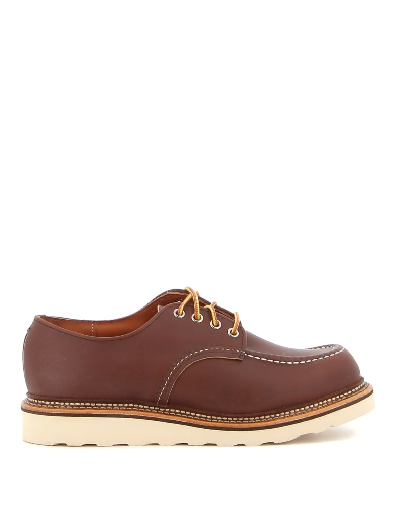 Red Wing Classic Oxford - Mahogany