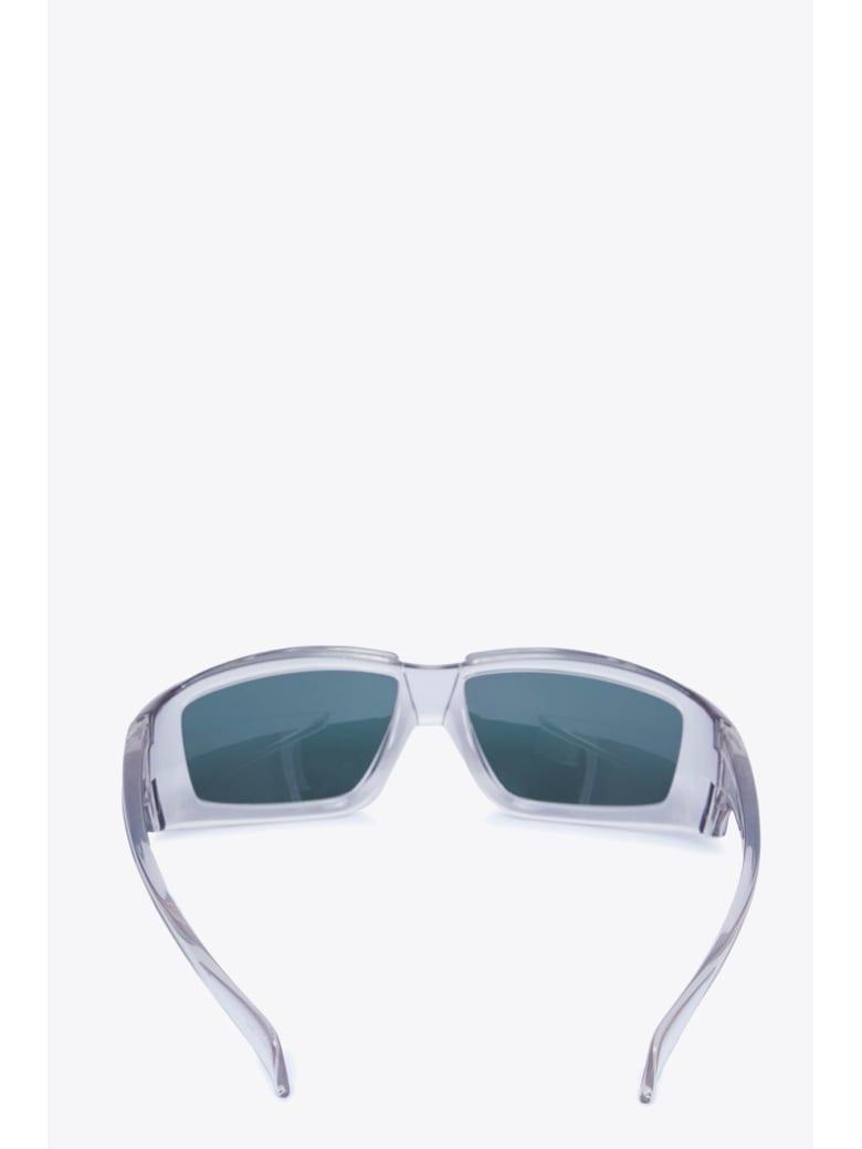 Rick Owens Sunglasses Rick - Trasparente/nero