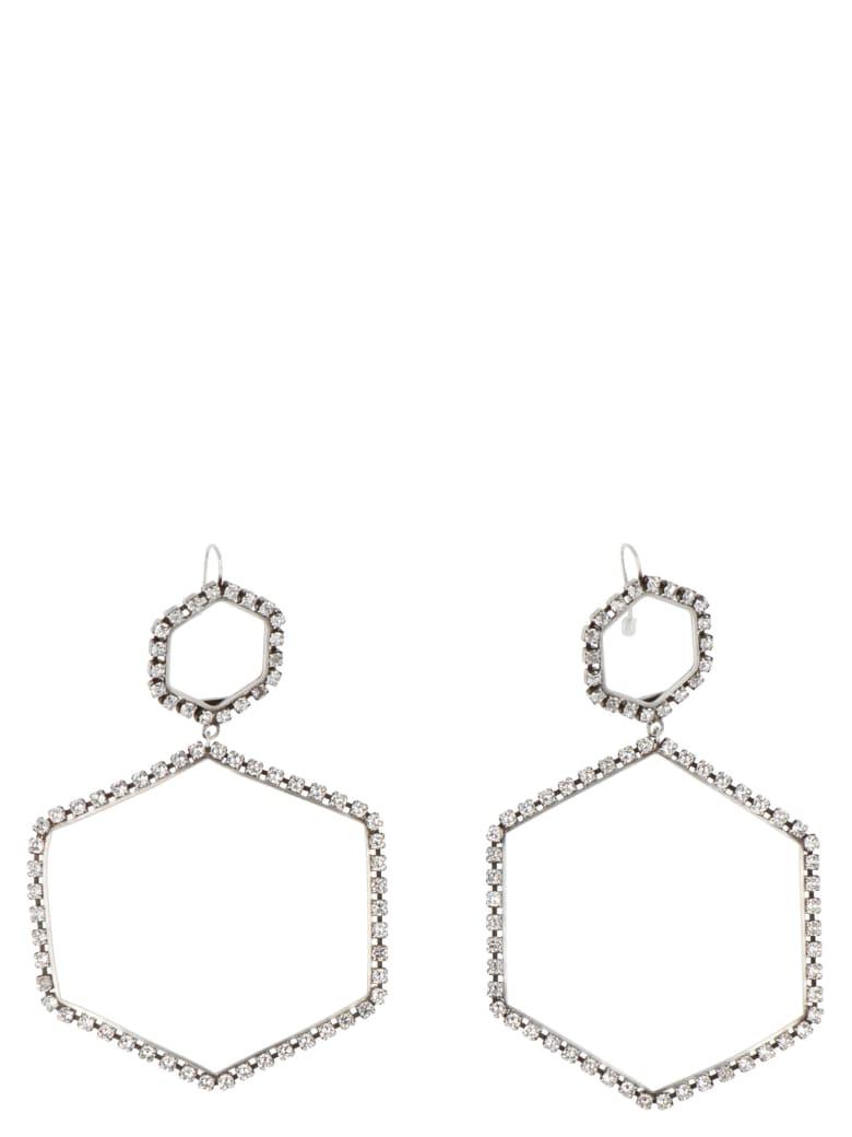 Isabel Marant 'here It Is' Earrings - Silver