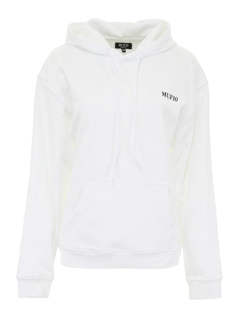MUF10 Emblem Hoodie - WHITE (White)