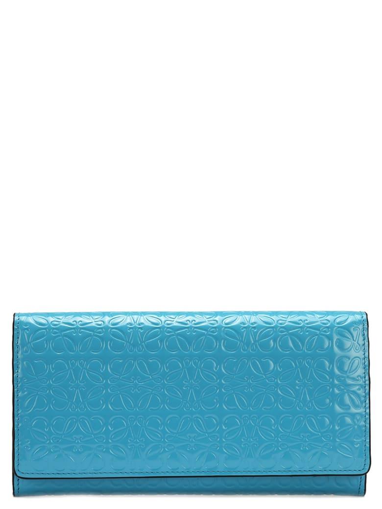 Loewe Wallet - Azzurro