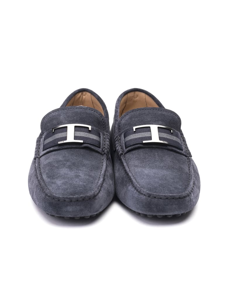 Tod's Tods Suede Loafers