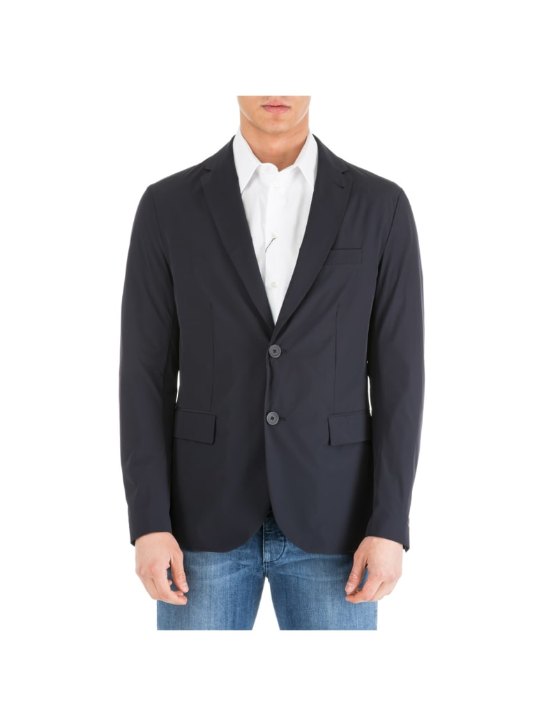 Emporio Armani  Jacket Blazer - Blu navy